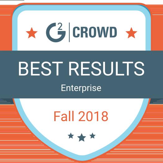 G2Crowd Fall 2018
