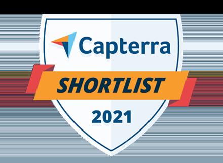 Capterra BlueJeans Online Meeting Award