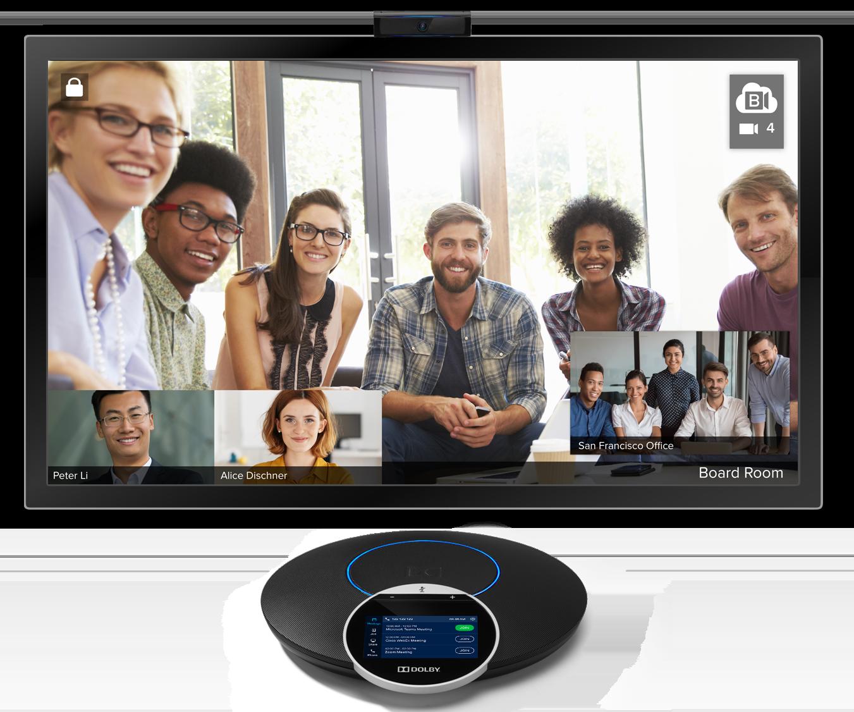 BlueJeans Teams Video Conferencing Interop