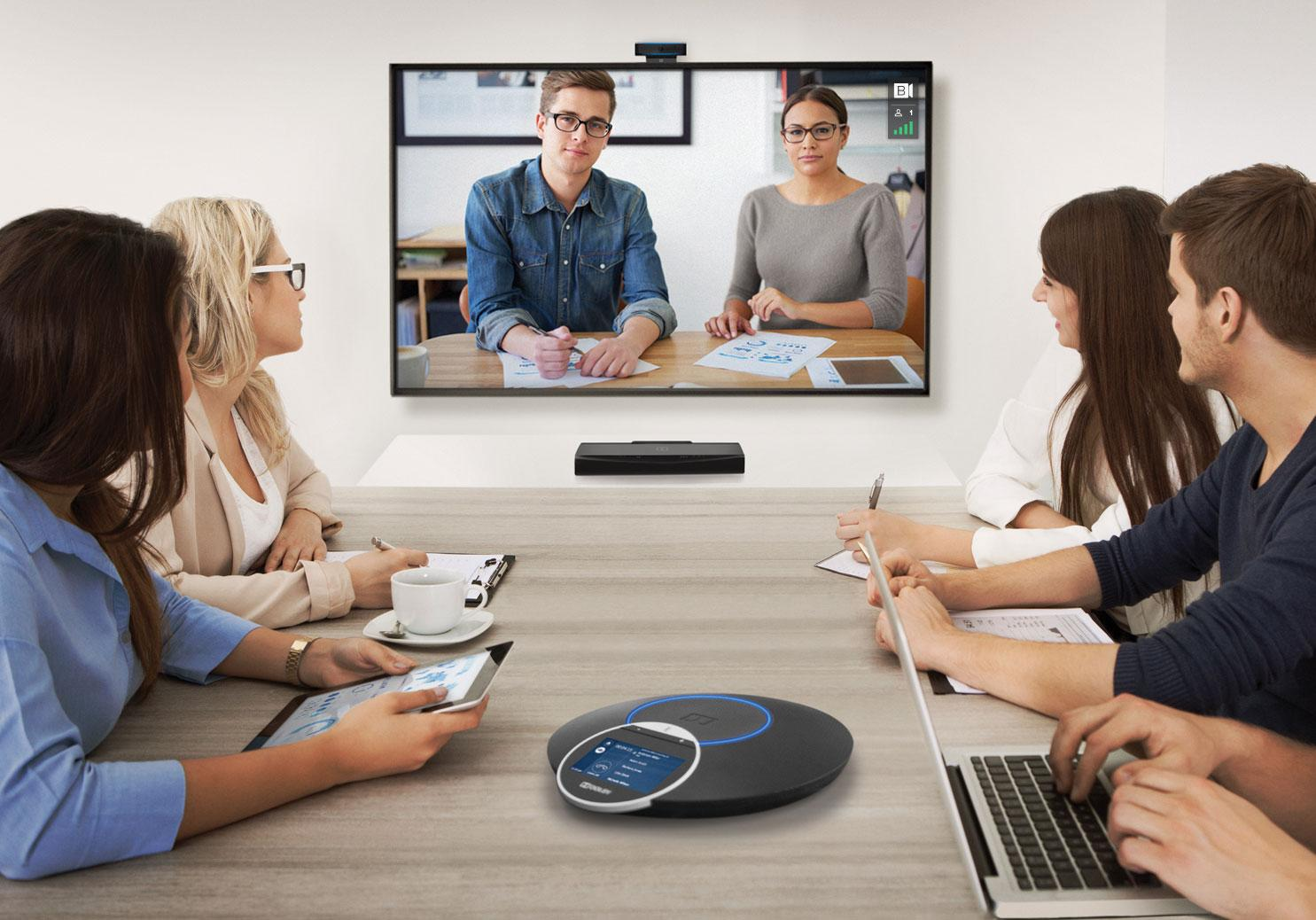 Conference Room Video Calls