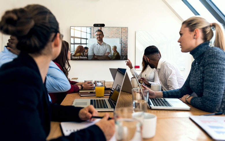 In-Room Web Conferencing Software