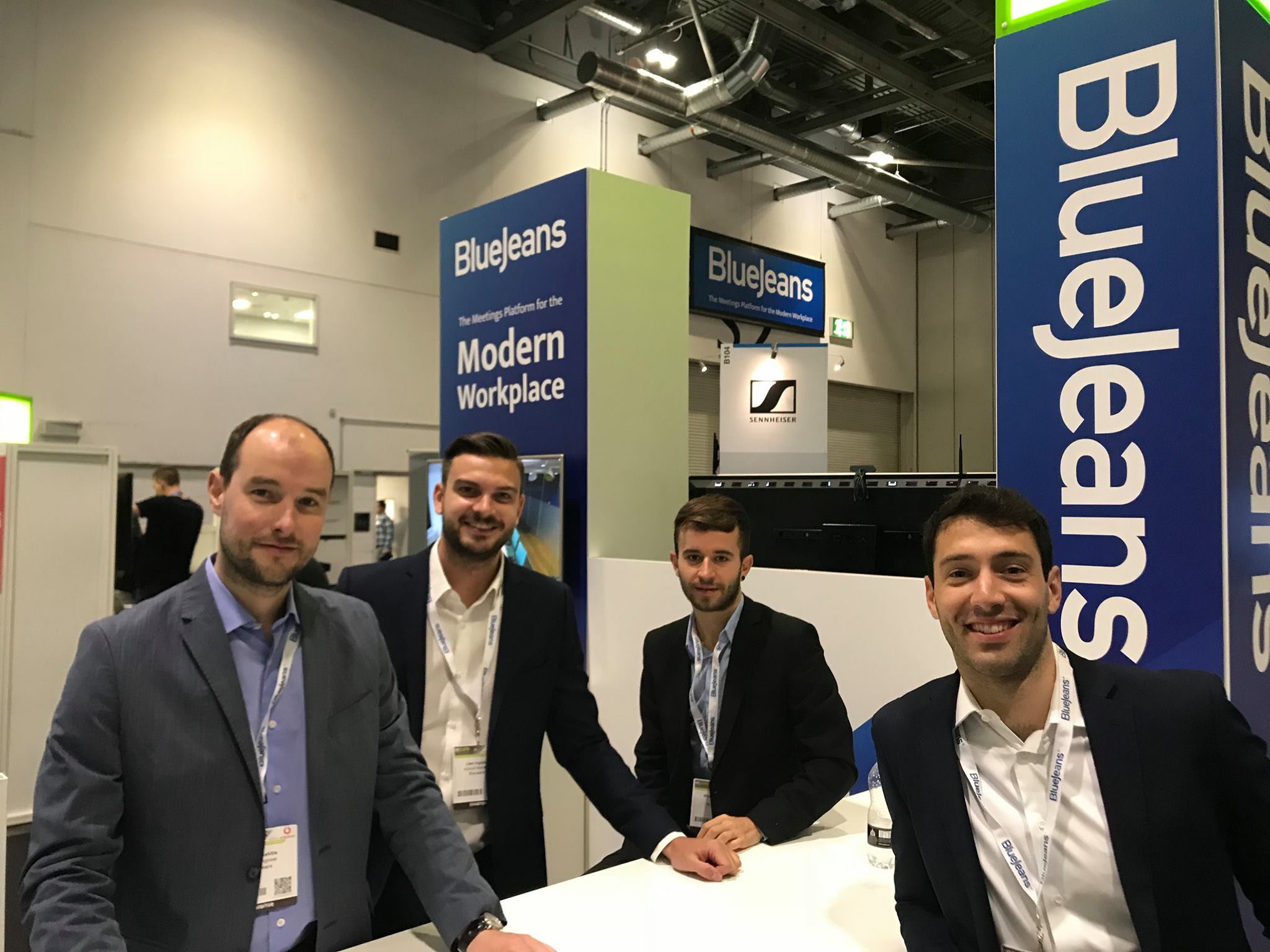BlueJeans Employees at UC EXPO 2018
