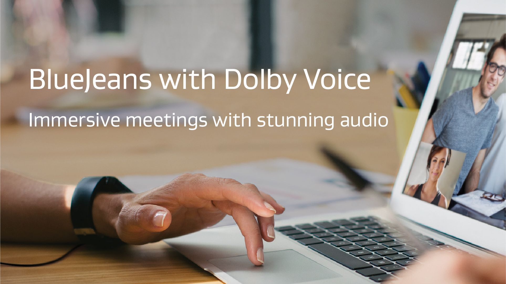 BlueJeans with Dolby Voice Datasheet
