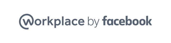 Workplace by Facebook Sponsor Logo