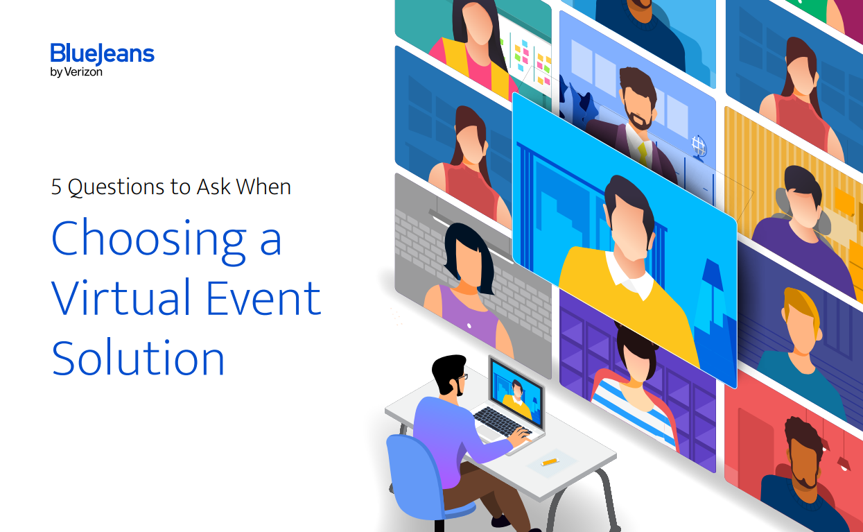Choosing a Virtual Events Solution