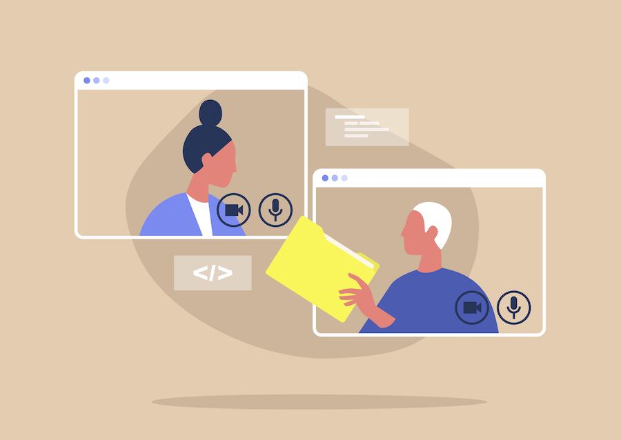 Screen Sharing Software